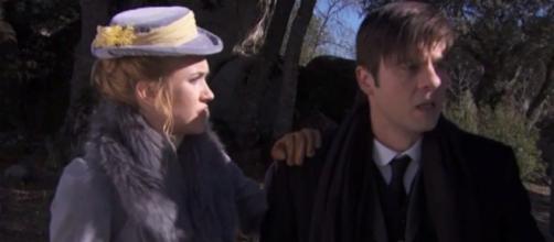 Anticipazioni Una Vita: Elvira e Simon abbandonano Acacias 38 a causa di Arturo
