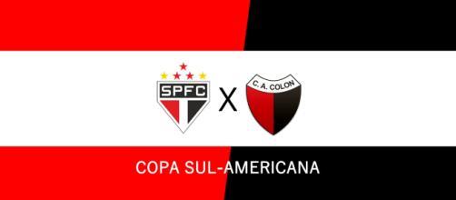 Copa Sul-americana: São Paulo x Colón ao vivo