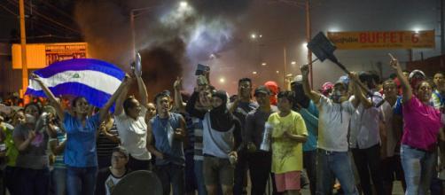 Crisis en Nicaragua ante protestas