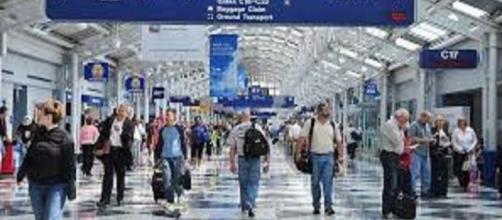 Estados unidos usa un programa en los vuelos para mantener la seguridad