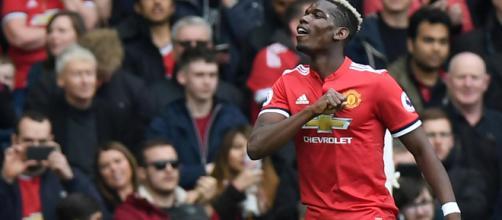 Paul Pogba podría irse este verano al FCB