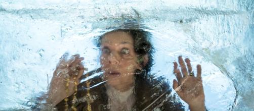Personagens foram congelados em um naufrágio