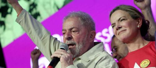 PT deve escolher o vice depois de formalizar a candidatura do ex-presidente (crédito:internet)