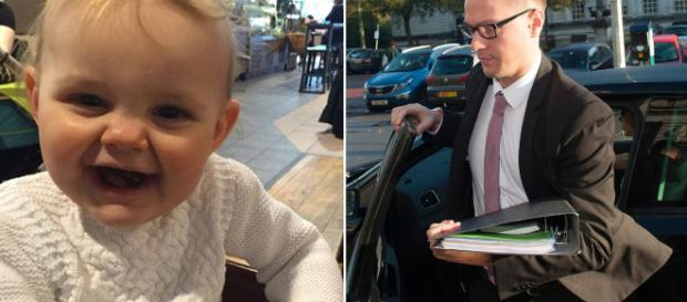 Cardiff father accused of shaking adopted baby daughter - melodytravers.com