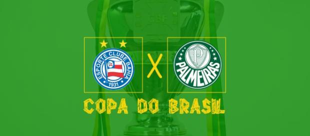 Copa do Brasil: Bahia x Palmeiras ao vivo