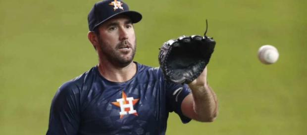 Justin Verlander has been dominant since joining the Astros. - [mike--123 / Flickr]