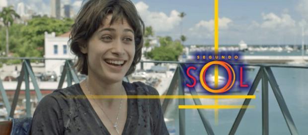 Manuela engana a própria família para ser aceita entre os traficantes