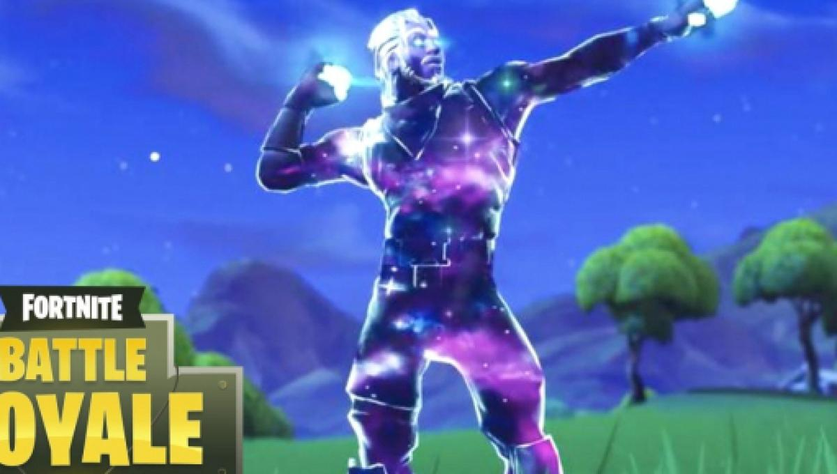 Fortnite Galaxy Skin Could Be Available To Everyone New Skins