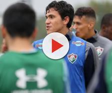 Estrela maior do Fluminense em 2018, Pedro segue na mira do futebol do exterior (Foto: Arquivo)