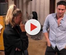 Promi Big Brother: Chethrin Schulze und Daniel Völz beim Versuch die Zuschauer zu täuschen