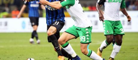 Inter pierde ante el Sassuolo 0-1