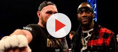 Tyson Fury vs Deontay Wilder per il titolo mondiale WBC dei pesi massimi: a breve si dovrebbe conoscere la data del combattimento