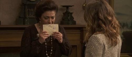 Anticipazioni Il Segreto: Francisca riceve una lettera da Maria Castaneda