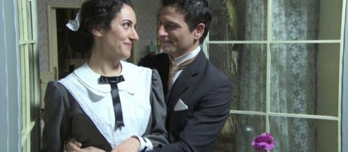 Anticipazioni Una Vita: Antonito e Lolita si innamorano