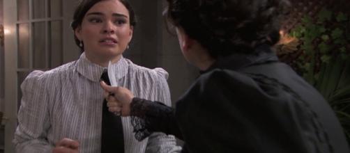 Anticipazioni Una Vita: Ursula minaccia di fare del male a Leonor