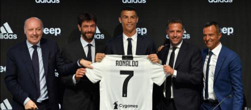 """Cristiano Ronaldo: """"Quiero hacer historia en Juventus"""" - TIMEJUST - timejust.es"""