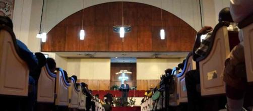 Dimanche 19 août, un vibrant hommage a été prononcé à l'église de Detroit.