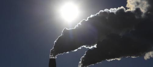 Energía contaminante proveniente del carbón