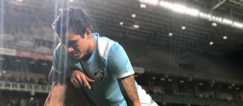Pedro segue na mira do futebol europeu (Foto: Mailson Santana)