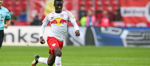 Diadie Samassekou ne pourra pas quitter le RB Salzbourg cet été, empêchant un possible transfert vers l'OM