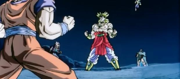 Dragon Ball Super: Broly: New promo shows Broly's power. Image credit:Nick Cooper/youtube