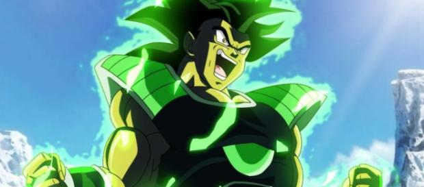 'Dragon Ball Super Movie': Broly.