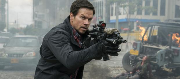 Mark Wahlberg's 'Mile 22' runs way off course - (Image via StarTribune/Twitter)