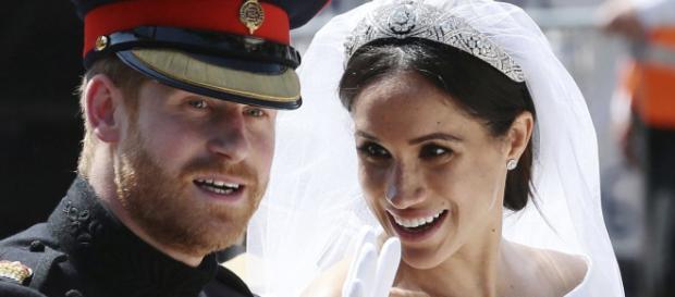 Meghan Markle viaja a Canadá sin el príncipe Harry