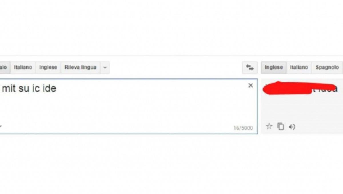 Google Translate Il Mistero Delle Traduzioni Sbagliate