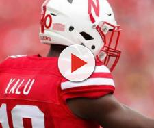 Former Nebraska football star Josh Kalu is back with the Tennessee Titans. [Image Source: CFB Film Room - YouTube]