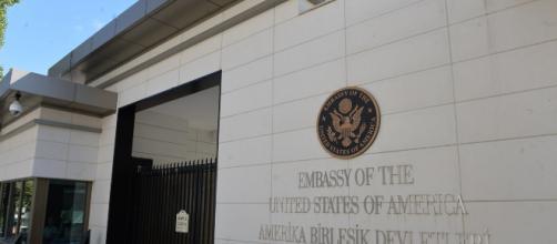 TURQUÍA/ Ataque contra la embajada estadounidense en Ankara