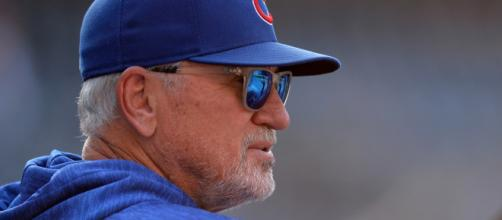 Cubs' Joe Maddon is not well-liked by MLB umpires [Image Source: radio.com - YouTube]