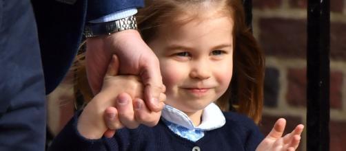 La princesa Charlotte pronto dejará la guardería para entrar al kinder