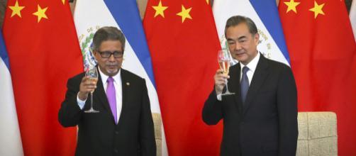 Le Salvador devient le nouvel allié de la Chine