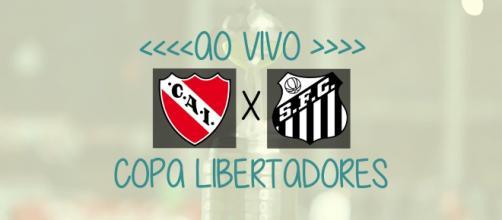 Libertadores: Independiente x Santos ao vivo