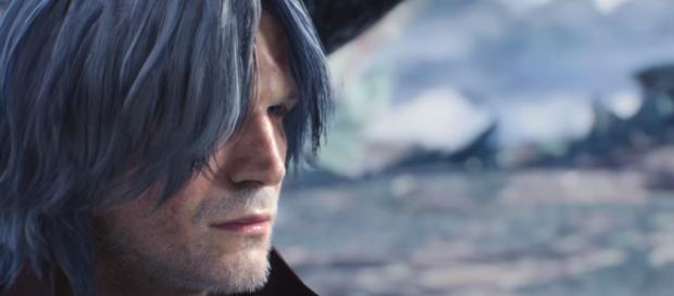 An older Dante joins Nero and Nico to fight demons in 'Devil May Cry 5'[Image Credit: Devil May Cry/YouTube screencap]