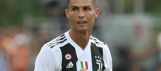 Cristiano Ronaldo debuta en la Serie A