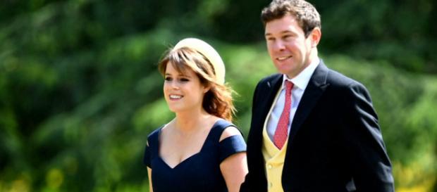 El abuelo de la Princesa Eugenie podría no estar en su boda por problemas con la madre de su nieta