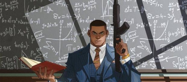 Prodigy: el nuevo comics que estrenará Netflix