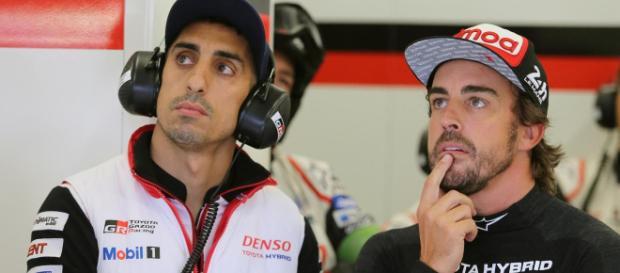 Fernando Alonso es descalificado después de la verificacipon técnica