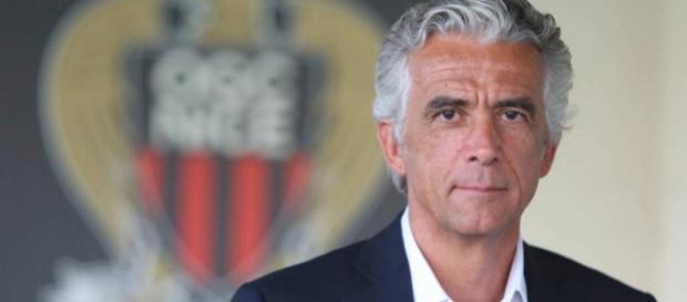 Jean-Pierre Rivère, président de l'OGC Nice, est revenu sur la négligence de l'OM dans le dossier Balotelli