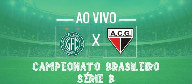 Série B: Guarani x Atlético-GO ao vivo
