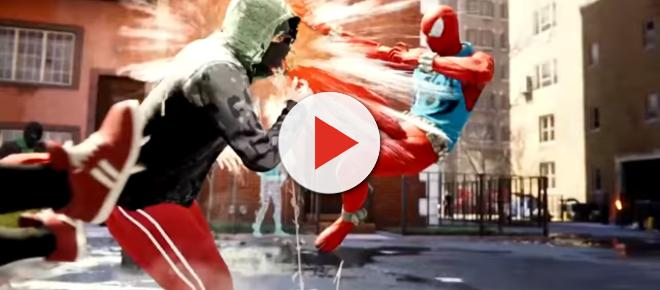 New Spider-Man PS4 trailer confirms Scarlet Spider costume, special ability [VIDEO]