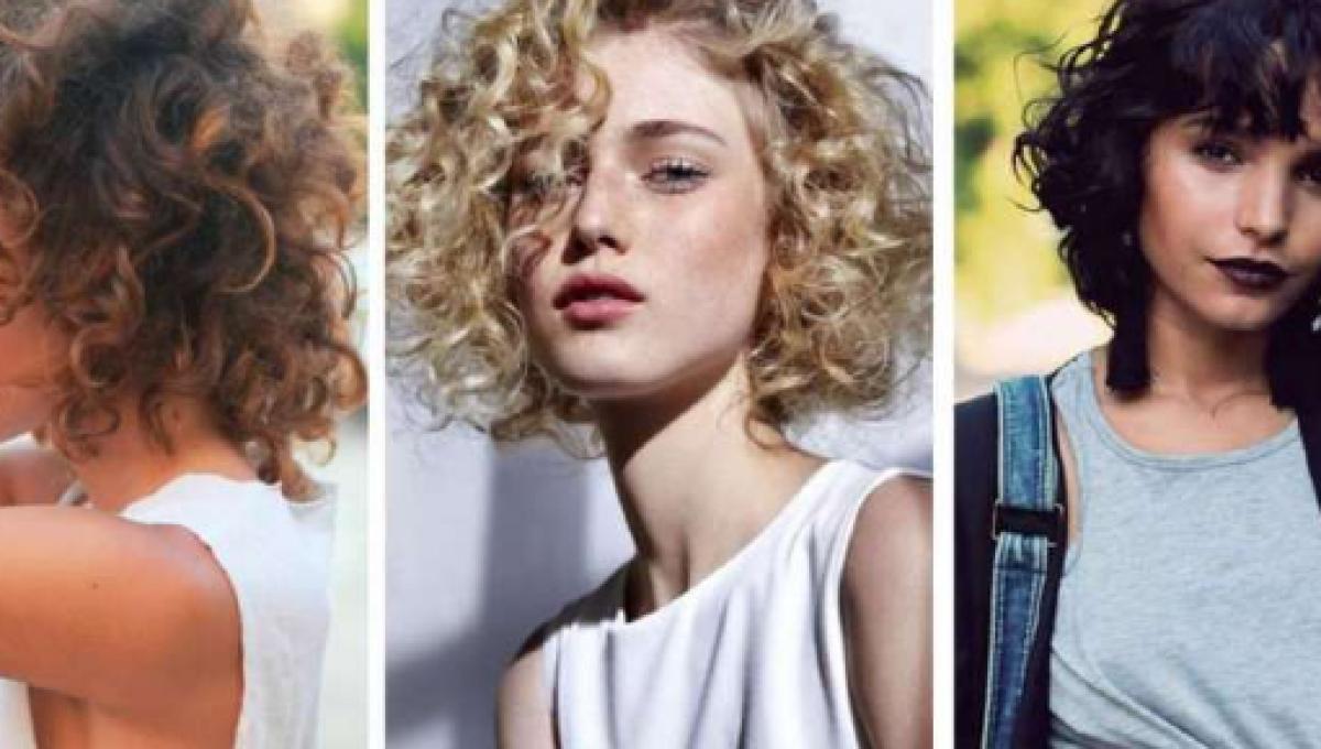 Tagli di capelli corti e ricci  look e tonalità per l autunno 26f8bdc69f2b