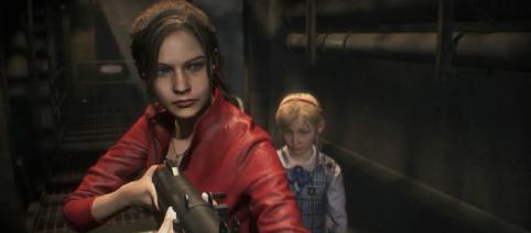 Capcom revealed new screenshots of Claire Redfield at Gamescom. - [Residence of Evil / YouTube screencap]