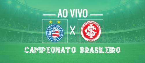 Campeonato Brasileiro: Bahia x Inter ao vivo