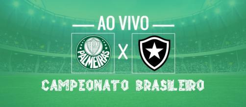 Campeonato Brasileiro: Palmeiras x Botafogo ao vivo
