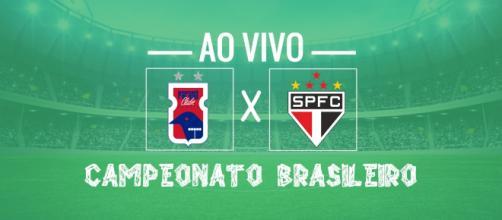 Campeonato Brasileiro: Paraná x São Paulo ao vivo