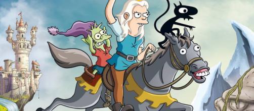 Disincanto, la nuova serie di Matt Groening