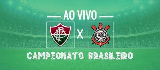 Campeonato Brasileiro: Fluminense x Corinthians ao vivo
